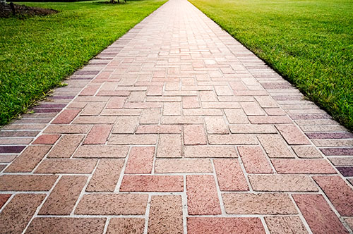 Footpath improvement schemes